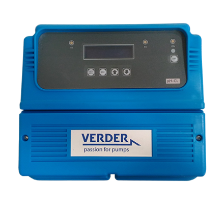 The Verderdos V-MS instrument is a technologically advanced solution to check values of parameters in the water. The V-MS come sin single and multi parameter set up and is able to read pH, Redox, free Chlorine and Conductivity values along Temperature, inside the bath. It can use a wide range of probes depending on measurement ranges and chemicals. Wit a full set of dry and proportional input it can be freelt programmed by the installer to be used in a wide range of applications like water treatment, food & beverages, Chemical industry and others.