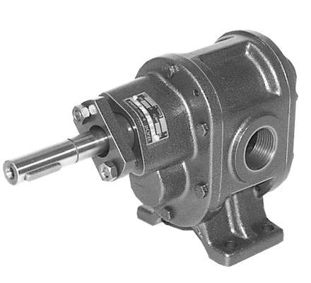 VerderGear (made by Kracht) gear pumps are suitable for pumping medium to high viscosity liquids which have a lubricating property. The pumps deliver a constant, non-pulsating flow of fluid which is easily reversible by changing the direction of rotation.