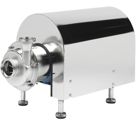 Packo food pump series are used in the most demanding hygienic applications in almost all industries such as dairies, breweries, beverage industry and distilleries, etc. These perfectly cleanable process pumps are the ideal reliable component for filtration applications, pasteurisation, yeast propagation and for CIP cleaning systems as well.