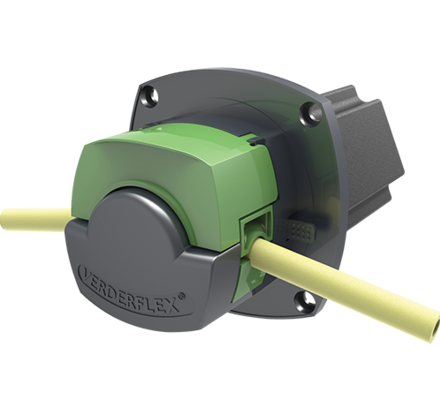 The Verderflex range of OEM peristaltic tube pumps are suitable for integration into systems for dosing, dispensing, vending, transfer and bottle filling.  The units are available in a range of flow rates from 60ml/min up to 17L/min. Available with different motor specifications depending on application e.g. commercial vending, hygienic or dirty industrial and extraction environments.
